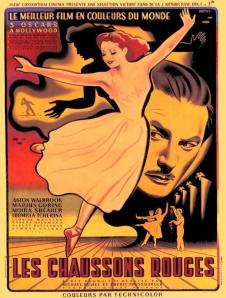 L'affiche française à la sortie du film (1949). Carlotta Films & Allerton Films