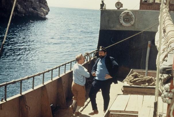 Tintin et le mystère de la toison d'or  © Columbia TriStar